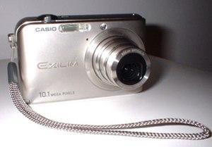 Casio Exilim - Image: Casio ex z 1000