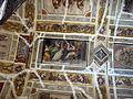 Castello estense di ferrara, int., salone dei giochi, affreschi di bastianino e ludovico settevecchi (post 1570) 05.JPG