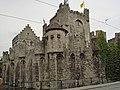 Castillo de Carlos V, Gante, Bélgica - panoramio.jpg