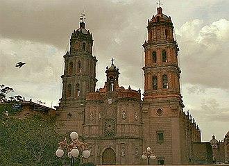 1728 in architecture - Catedral de San Luis Potosí