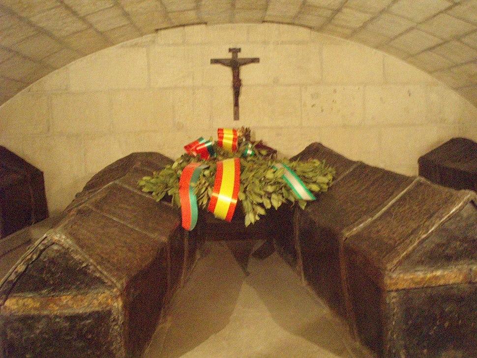 Catholic Monarchs-Coffins