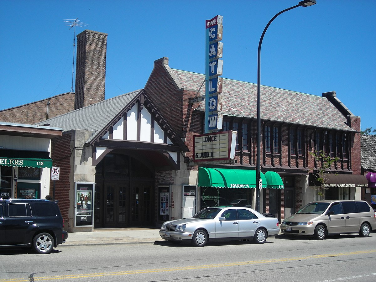 catlow theater wikipedia