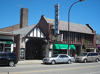 Barrington, Illinois - The Catlow Theater