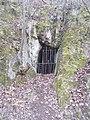Cave entry, Apáthy trail, 2017 Nyék.jpg