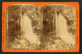 Cave fall, Glen Onoko, by Gates, G. F. (George F.).png