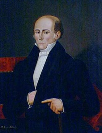 Cayetano Descalzi - Image: Cayetano Descalzi Retrato del Conde Giraldez y Giraldez, c. 1840