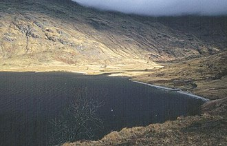 Loch Morar - The eastern end of the loch