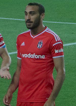 Cenk Tosun - Tosun with Beşiktaş in 2017