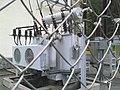 Centrale hydrauélectrique des Forges d'Abel vue 3, les transformateurs.jpg