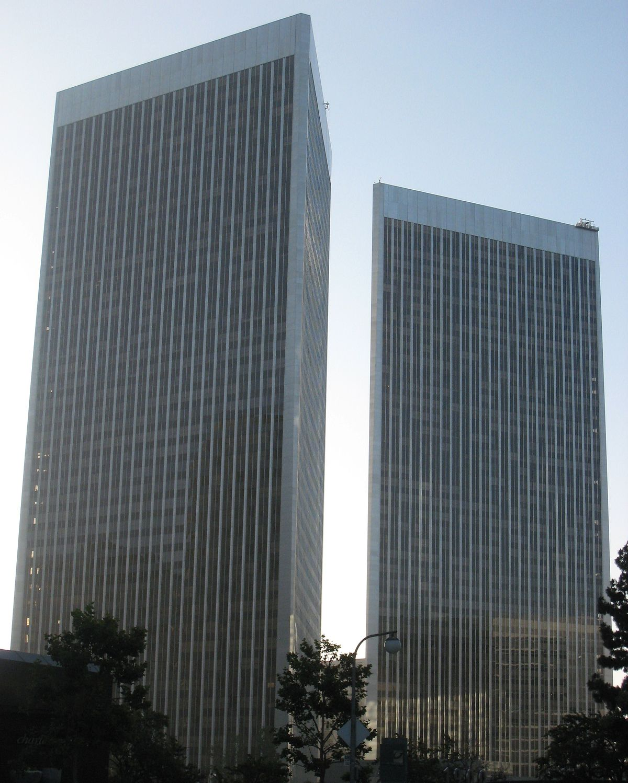 Century Plaza Towers Wikipedia