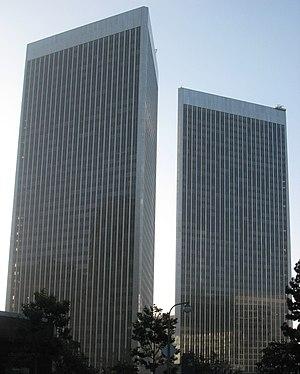 Century Plaza Towers - Image: Century Plaza Towers