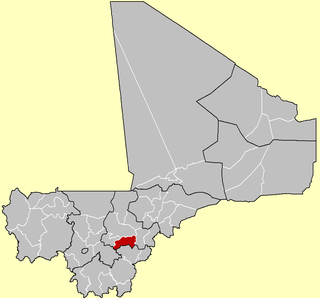 Bla Cercle Cercle in Ségou Region, Mali