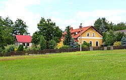 Cerekvička-Rosice, Rosice, north part of common.jpg