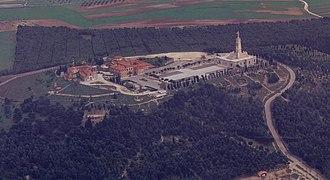 Getafe - Cerro de los Ángeles