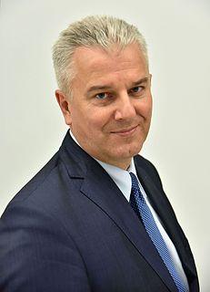 Cezary Grabarczyk Polish politician