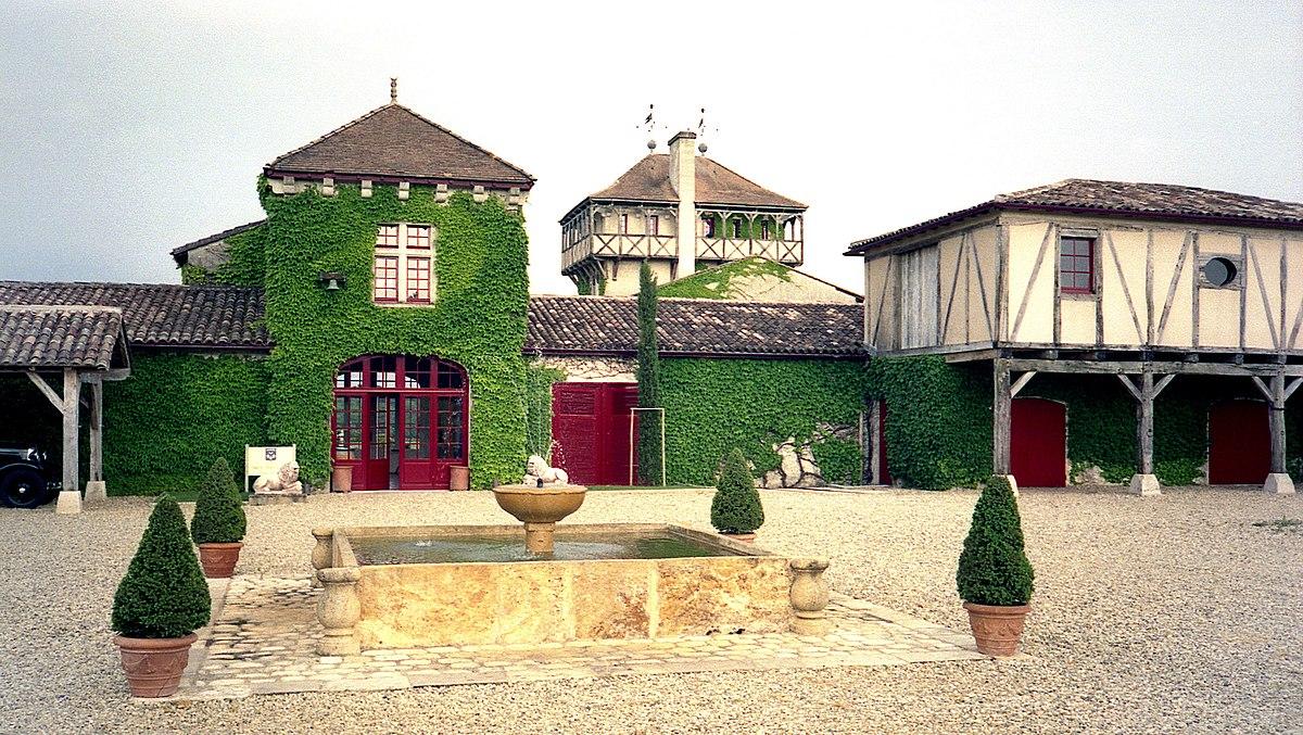 Chateau smith-haut-lafitte