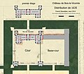 Château bois le vicomte distribution 1635 Franck Devedjian.jpg