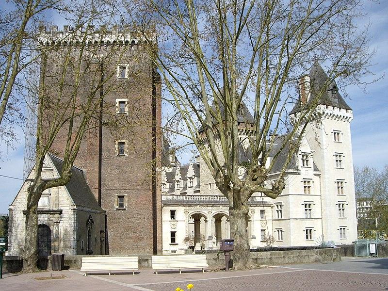 Fichier:Château de Pau 1.JPG