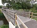 Chailles (Loir-et-Cher) pont piste cyclable et pietonne.JPG
