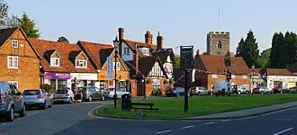 Chalfont St Giles - Image: Chalfont St Giles (7311004032)