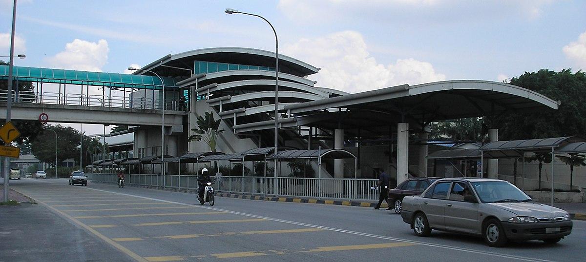 Bandaraya Lrt To Bank Negara Ktm