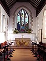 Chancel in the Church of St Margaret of Antioch - geograph.org.uk - 330886.jpg