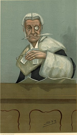 Arthur Moseley Channell - Arthur Channell in Vanity Fair