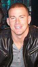 Channing Tatum w Los Angeles, 2009