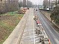 Chantier Construction Tramway IdF Ligne 10 Avenue Claude Trébignaud - Clamart (FR92) - 2021-01-03 - 4.jpg