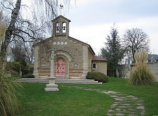 chapel located in Marne, in France