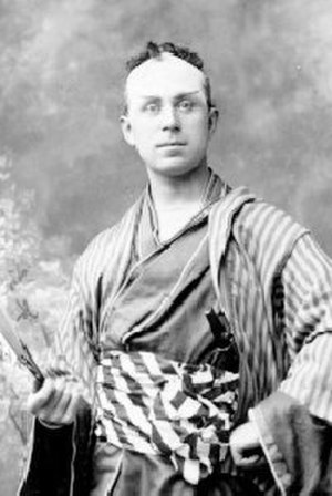 Charles Kenningham - Kenningham as Nanki-Poo in The Mikado