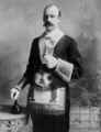 Charles E. Rigby, Freemason in Charters Towers, 1913.tiff