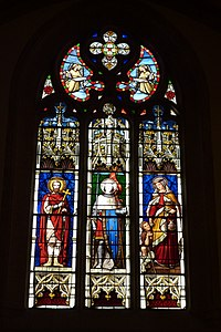 Charlieu Saint-Philibert stained glass window470.JPG