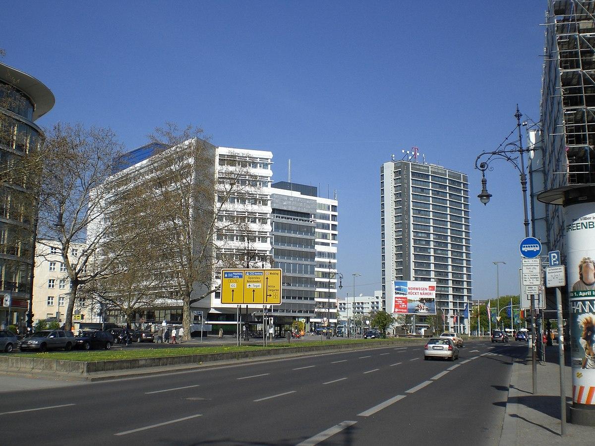 Ferienloft Berlin hardenbergstraße
