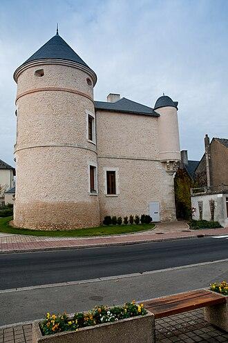 Beauce-la-Romaine - Château d'Ouzouer-le-Marché
