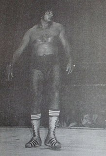Chavo Guerrero Sr. American professional wrestler