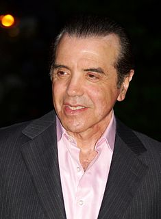 Chazz Palminteri American actor, screenwriter and producer