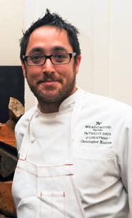 Christopher Kostow Executive Chef