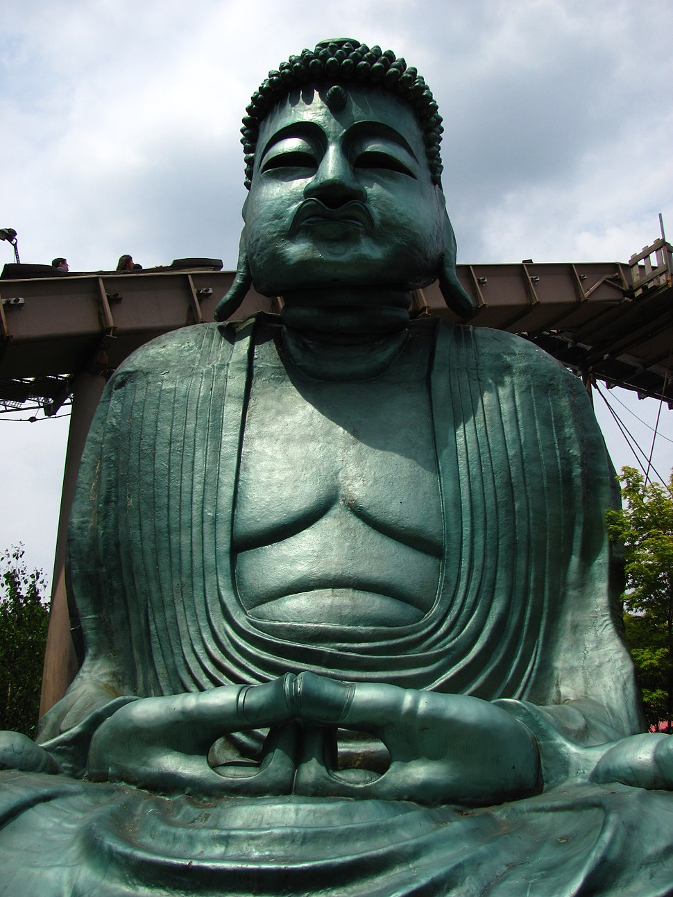 Chessington World of Adventures Mystic East Buddha