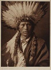 EDWARD SHERIFF CURTIS LE PHOTOGRAPHE DES AMÉRINDIENS 177px-Chief_Garfield_-_Jicarilla%2C_1904
