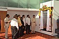 Chief minister Chandrababu Naidu inauguration of Millennium IT Towers at Visakhapatnam.jpg