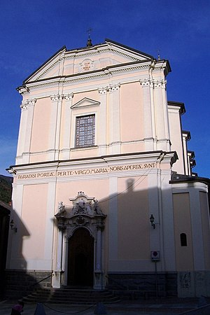 Corteno Golgi - Parish Church