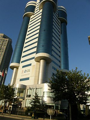 China Netcom - Former China Netcom Dalian branch