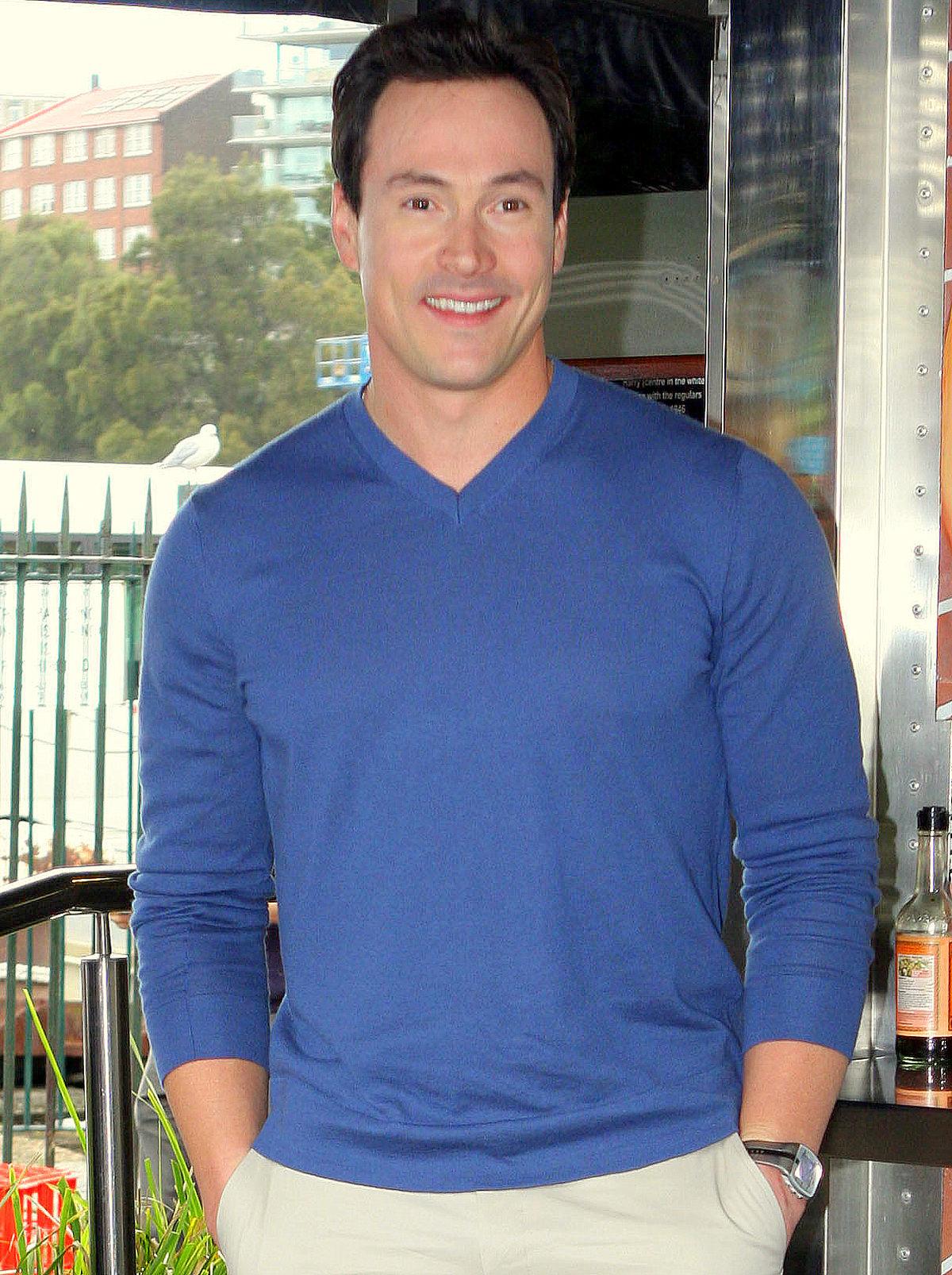 American actor Chris Klein 51