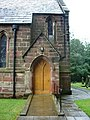 Christ Church, Croft, Doorway - geograph.org.uk - 910911.jpg