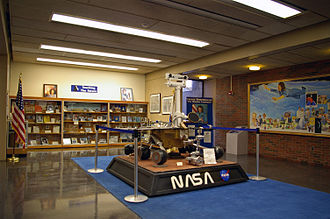 Christa McAuliffe - The McAuliffe Exhibit in the Henry Whittemore Library at Framingham State University
