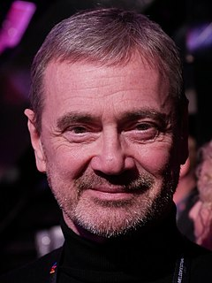 Christer Björkman Swedish singer