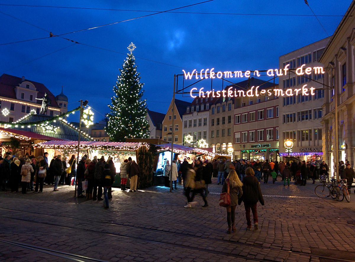 augsburger christkindlesmarkt wikipedia. Black Bedroom Furniture Sets. Home Design Ideas