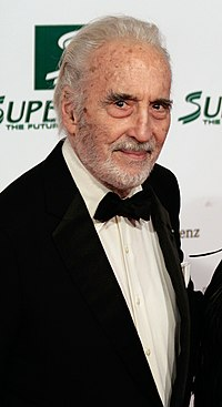 Christopher Lee, Women's World Awards 2009 a.jpg
