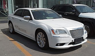 Chrysler (brand) - Chrysler 300C